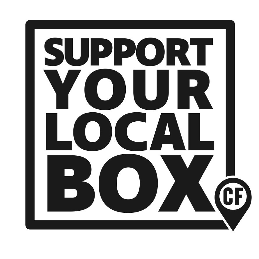 Support Your Local Box -Fundraiser  Starttaa 3.4.